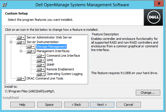 dell openmanage utility download